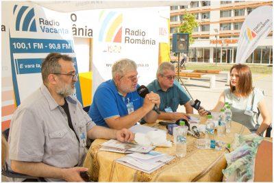 "Radio România aniversează ""Gaudeamus 100"" la malul mării"