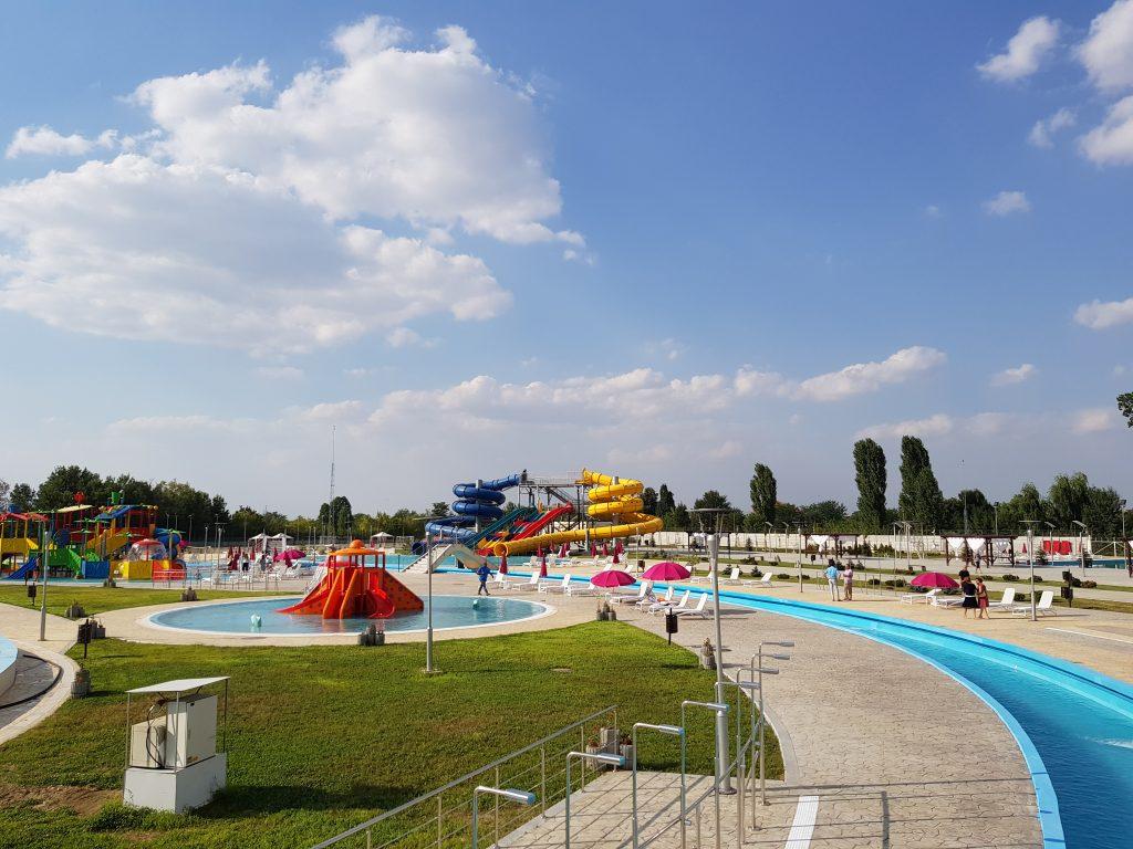 Noul Water Park Craiova a fost inaugurat