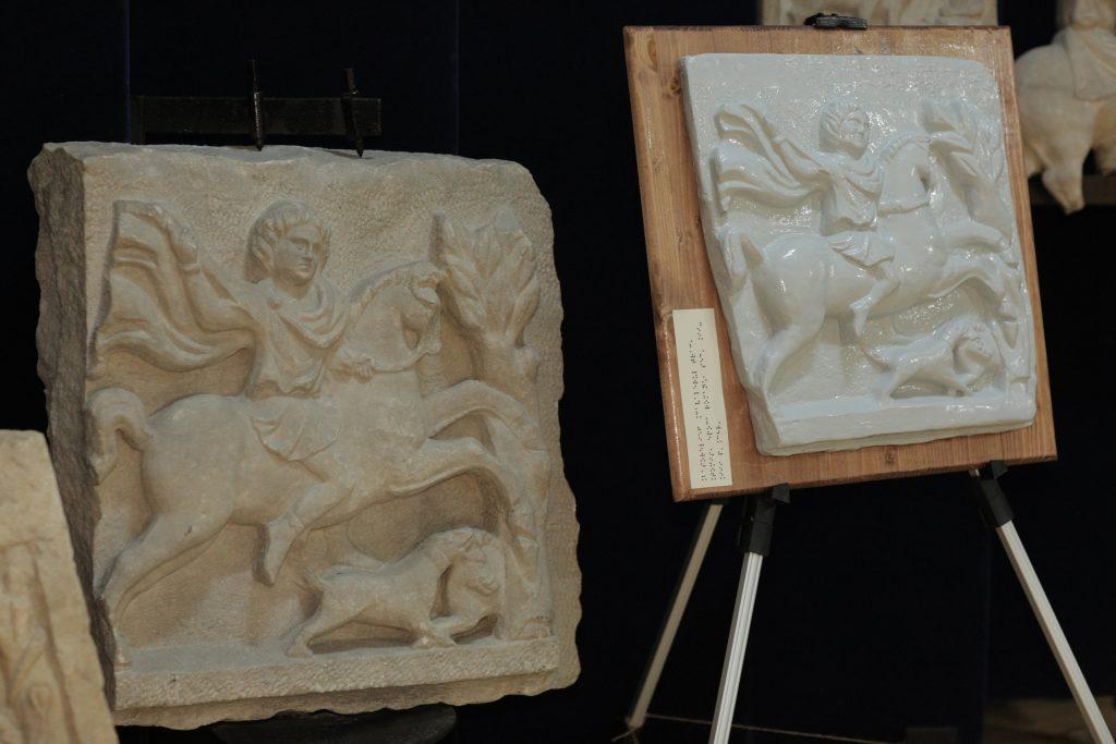 Muzeul de Istorie Națională și Arheologie Constanța accesibilizat pentru persoanele cu deficiențe de vedere