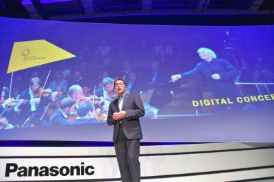 Panasonic oferă Filarmonicii din Berlin posibilitatea de a transmite concerte în 4K/HDR