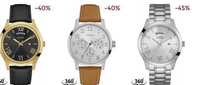 Asorteaza-ti tinuta cu un ceas elegant