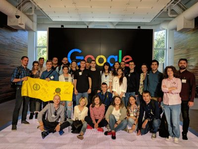 Prin Future 25, eMAG a pregătit 25 de viitori lideri  și i-a răsplătit cu o excursie în San Francisco