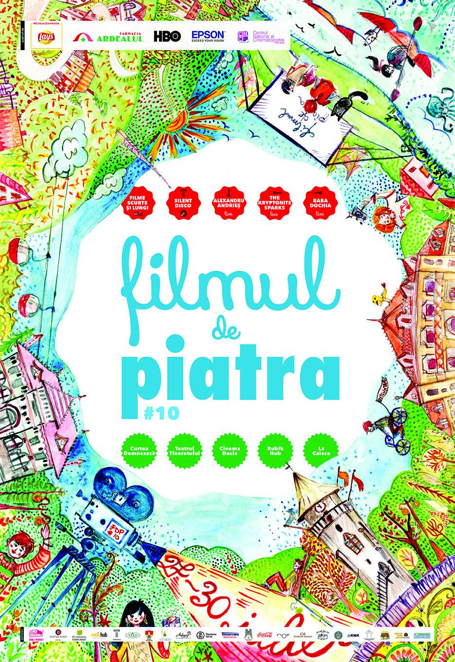 Filmul de Piatra și-a desemnat câștigătorii!
