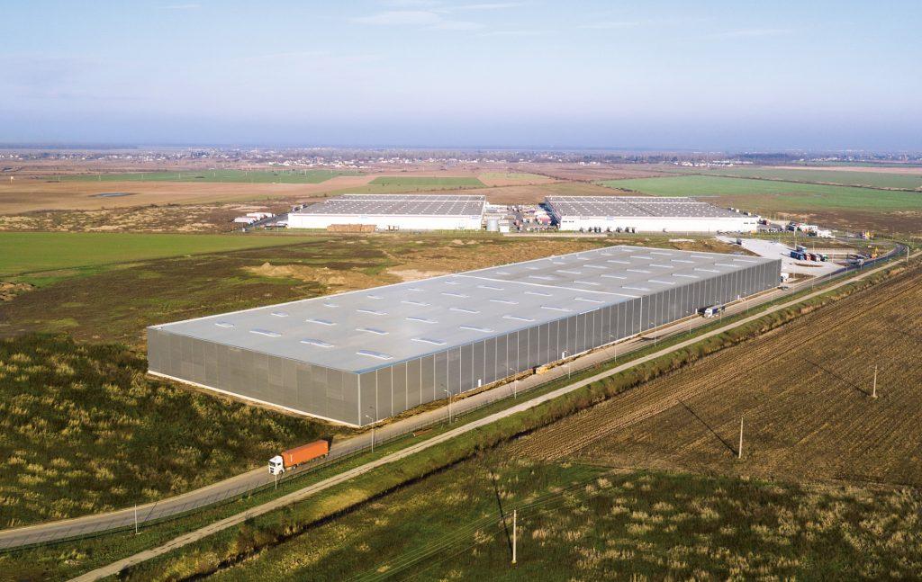 CTP pregătește obținerea certificării BREEAM și investește în tehnologii ecologice