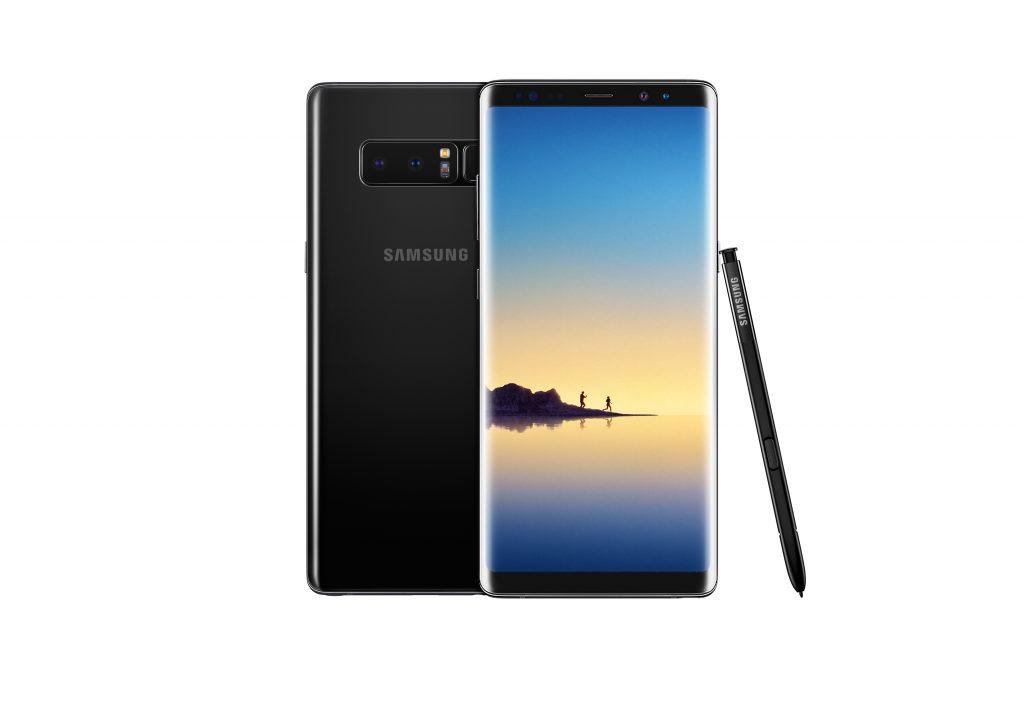 Galaxy Note8_Midnight Black (1)