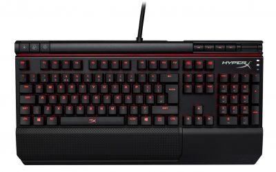 HyperX lansează tastaturile mecanice de gaming HyperX Alloy Elite și TKL HyperX Alloy FPS Pro