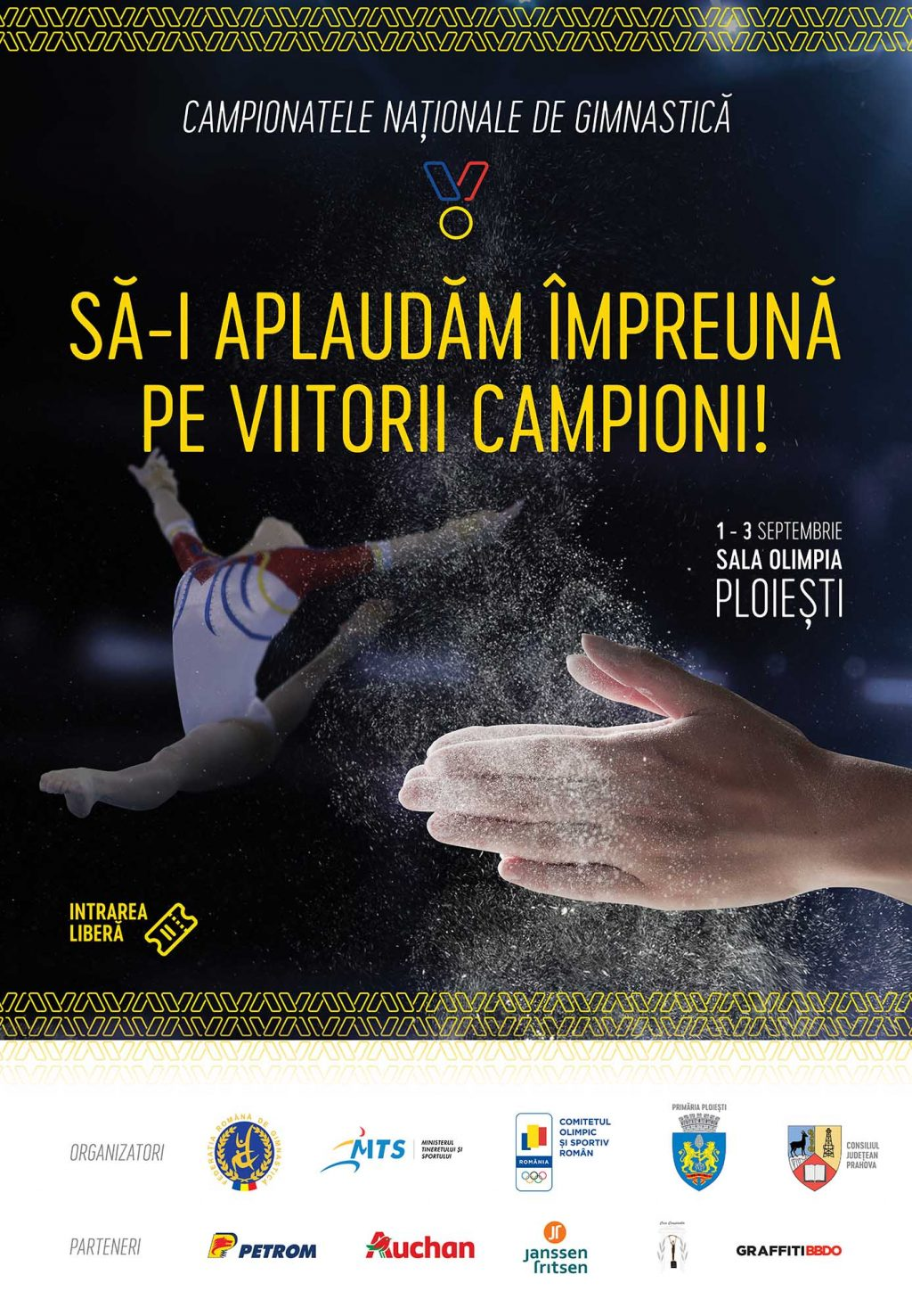 Campionatul National Individual Open si  Campionatul National al Reprezentativelor de Club Masculin si Feminin,  transmise live cu ajutorul Axis Communications si NetRex