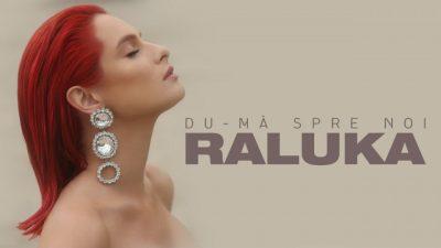 """Imagini din spatele videoclipului lansat de Raluka, """"Du-ma Spre Noi"""""""