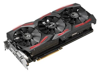 ASUS Republic of Gamers anunță Strix RX Vega64