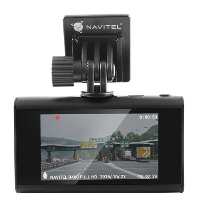 Test camera video auto NAVITEL R400