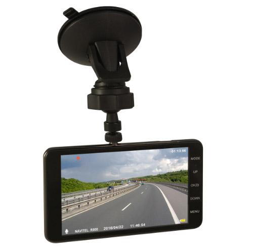 Am testat camera video auto NAVITEL R800