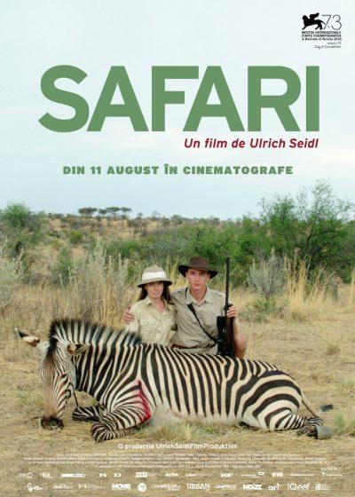 Safari, documentarul-șoc despre vânătoare, de mâine la cinema