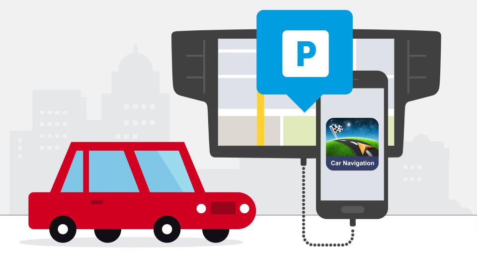 Cu Real Time Parking Service (Serviciul de Parcare în Timp Real), Sistemul Sygic Car Navigation ii ajuta pe conducători auto din orașe să economisească zeci de euro.