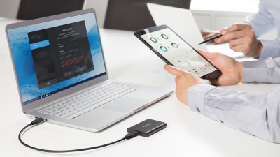 Samsung Electronics lansează noul SSD portabil T5