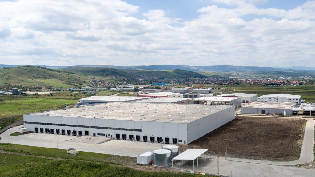 CTP își extinde portofoliul din Cluj-Napoca, cu o investiție de 15 milioane de euro