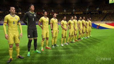 Imnul României se va auzi în noul FIFA 18, care va avea lansarea la finalul acestei luni