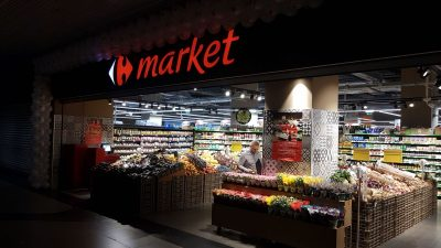 Grupul Carrefour redeschide primul magazin BILLA remodelat, in Voluntari!