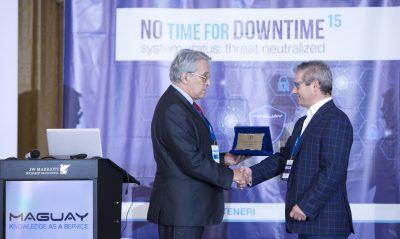 Maguay a organizat cea de-a XV-a ediție a evenimentului anual  No Time for Downtime