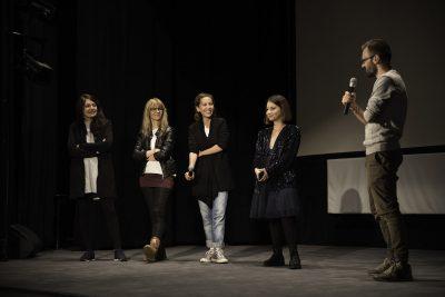 Mii de spectatori au făcut Noapte Albă pentru Filmul Românesc