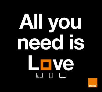 Orange Love – internet, televiziune și mobil, într-un singur pachet