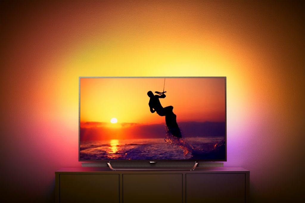 Philips lansează televizorul 8602, ce oferă performanță Ultra HD Premium