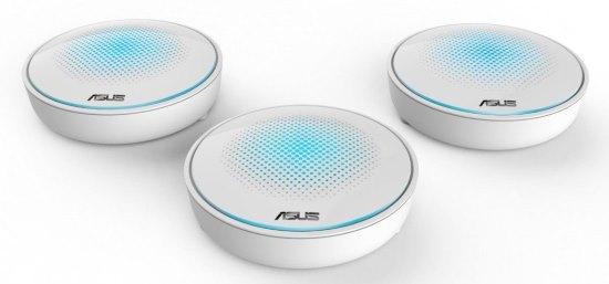 ASUS anunță Lyra, sistemul Wi-Fi tri-band pentru întreaga casă