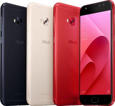 ASUS a lansat telefoanele ZenFone 4 în Europa