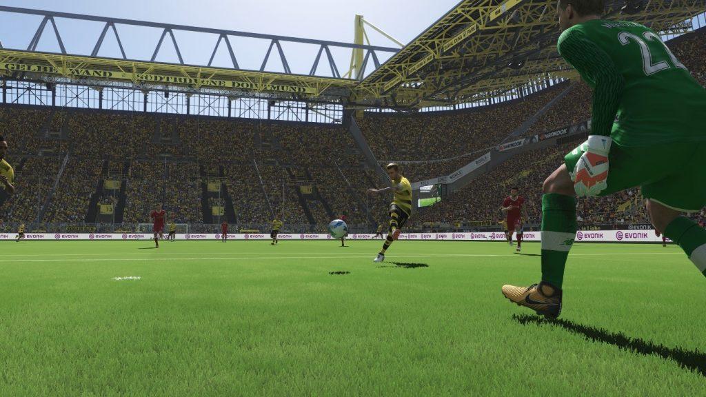 PES 2018 este primul joc de sport care dispune de tehnologia Ansel