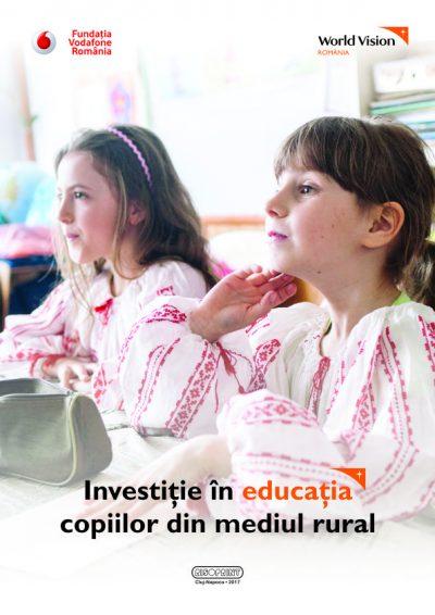 Peste două treimi dintre școlile din mediul rural se confruntă cu factori de risc educaționali și socio-educaționali