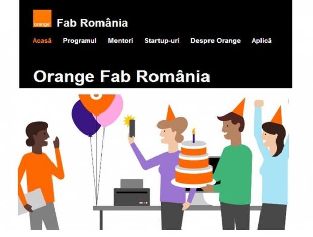 Primele startup-uri selectate în Orange Fab România, programul de accelerare al Grupului Orange