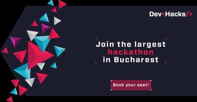 DevHacks, cel mai mare hackathon cu impact asupra societății, revine  toamna aceasta pe 27-28 octombrie!