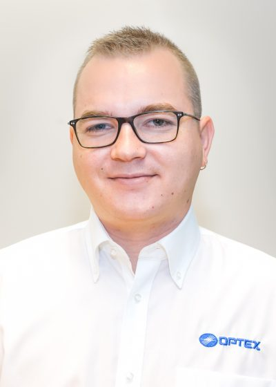 OPTEX: Dragos Enea, noul Customer Service Manager pentru Romania si Bulgaria