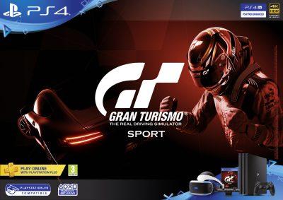 Sony Interactive Entertainment lansează astăzi Gran Turismo Sport, exclusiv pentru PlayStation 4