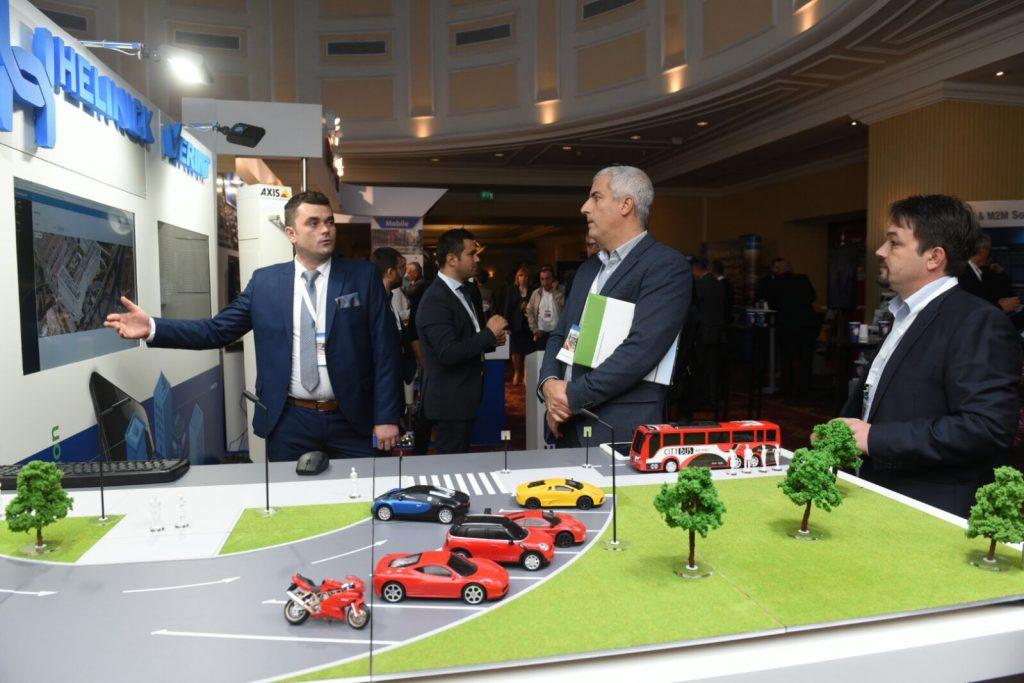 """Tehnologiile Milestone Systems,  prezentate in cadrul evenimentului """"Smart Cities of Romania"""""""