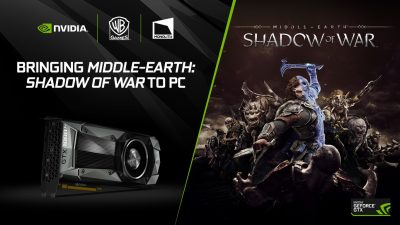 Middle-earth: Shadow of War are un nou driver Game Ready cu Ansel