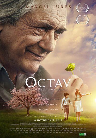 OCTAV, cel mai mare număr de spectatori pentru un film românesc în 2017,  după primul weekend de la lansarea în cinematografe