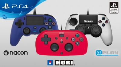 Trei noi accessorii în familia PlayStation 4- 2 controller-e compacte și un mini gamepad, pentru experiențe de joc pe placul fiecăruia