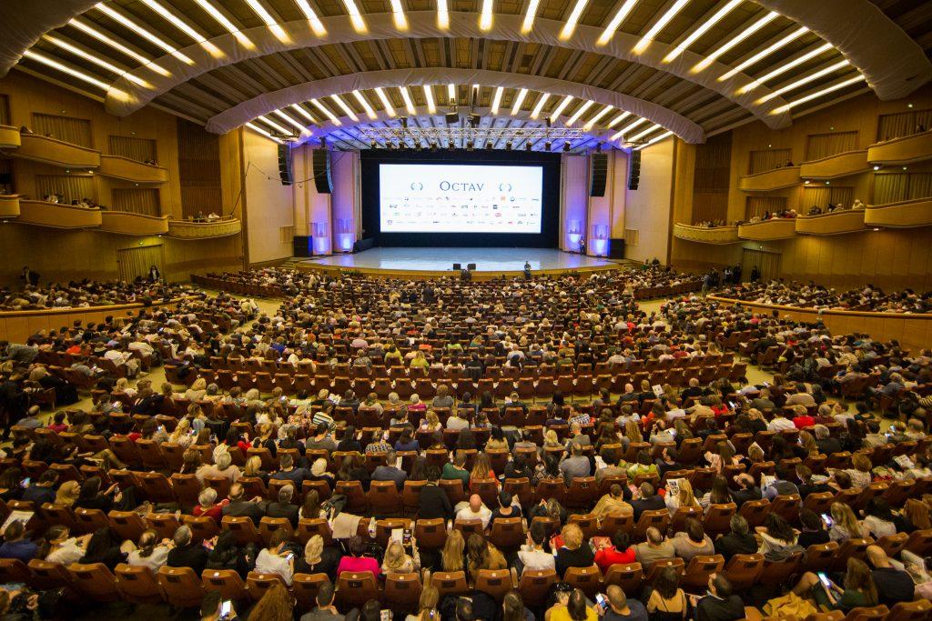 Premieră de Gală:  OCTAV a polarizat energiile a peste 4.000 de spectatori