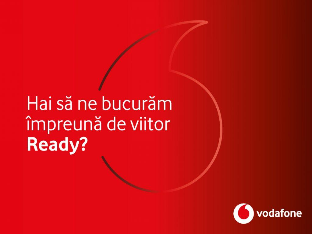 Vodafone Romania lanseaza o campanie de repozitionare de brand