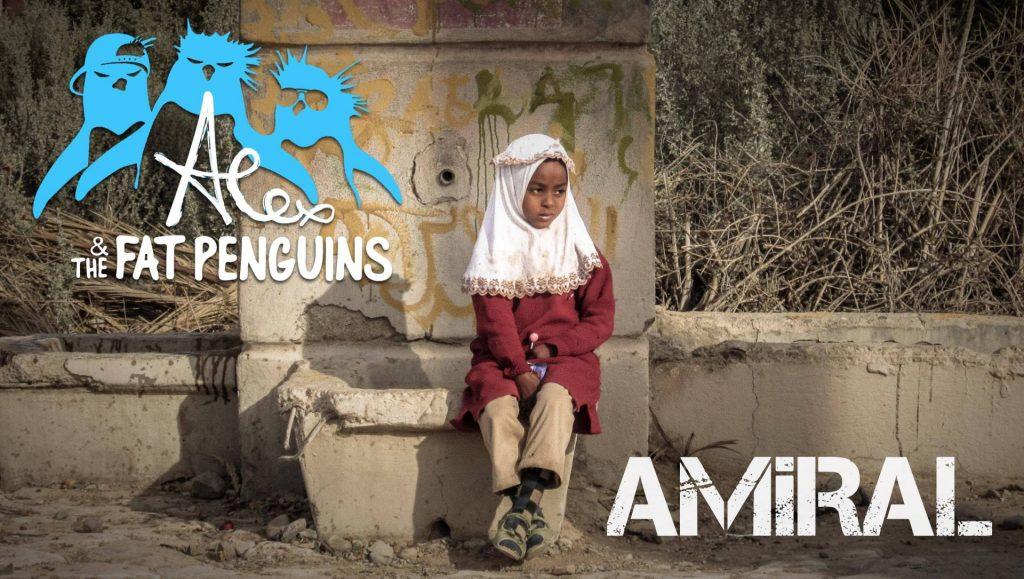 Războiul din Siria, sursă de inspirație pentru Alex & The Fat Penguins