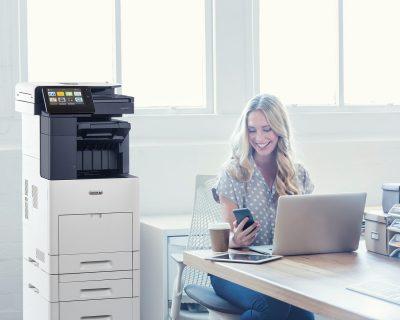 Xerox lanseaza patru noi echipamente de imprimare accesibile, pentru birourile de mici dimensiuni