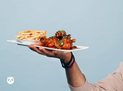 Black Friday la foodpanda pe 17 și 24 noiembrie: Reduceri de până la 50% la restaurantele partenere