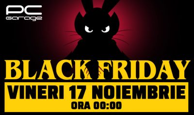 Black Friday la PC Garage – o parte din reduceri