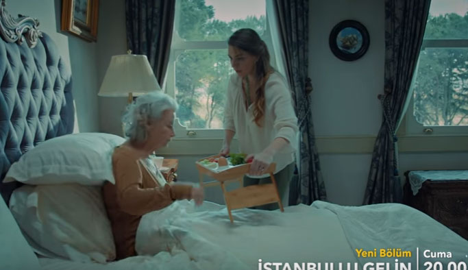 Mireasa din Istanbul episod 8