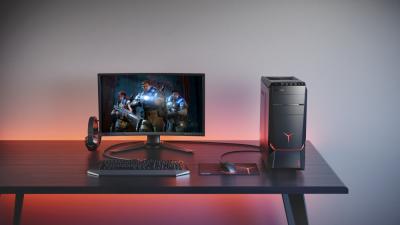 Lenovo lansează noile desktopuri de gaming Lenovo™ Legion în România
