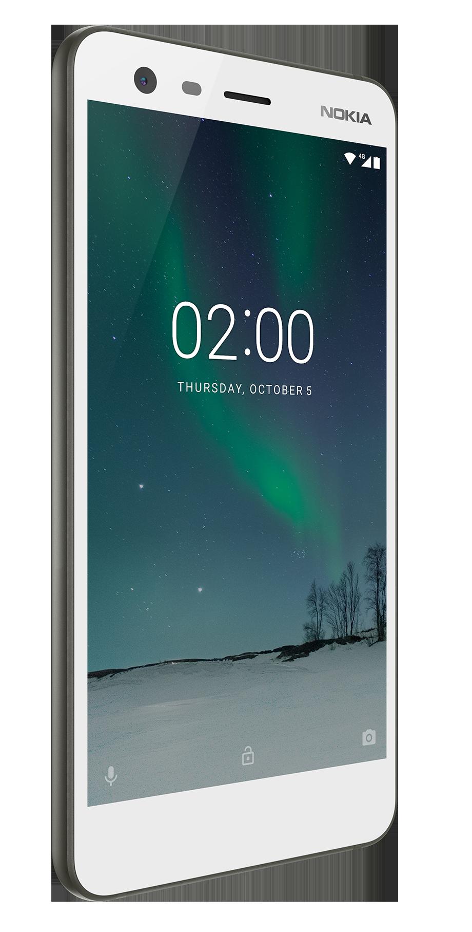 Nokia 2 soseşte în România Cu o durată de viaţă a bateriei de două zile la o singură încărcare, Nokia 2 este disponibil la partenerii din România