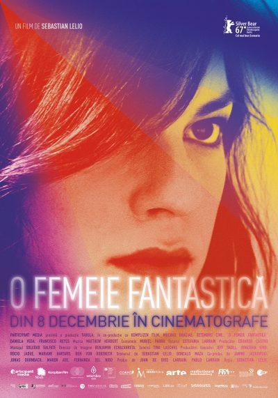 """Sebastían Lelio propune un film îndrăzneț despre identitate sexuală: """"O femeie fantastică"""""""