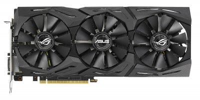 ASUS a lansat seria de plăci video GeForce GTX 1070 Ti