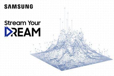 Samsung lansează Stream your Dream,  o platformă de dezvoltare pentru micro-influențatori