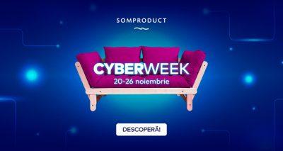 Happy Cyber Week-Reducerile Continua